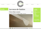 Photo du site de Caleson