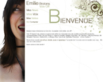 Photo du site de Emilie Brotons, voix off